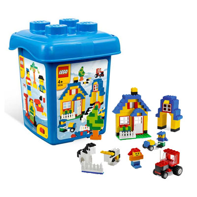 Lego for Children over 4 age (bonmua ACT-LE4B2)