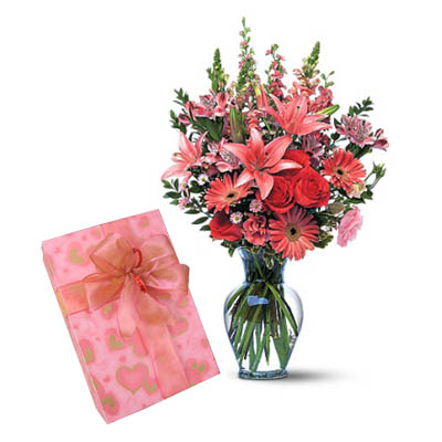 Flowers and Gifts Combo's