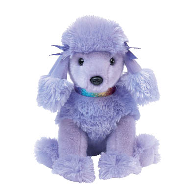 TY Beanie Buddies - Demure the poodle 35cm (4mua USA-TY7B)