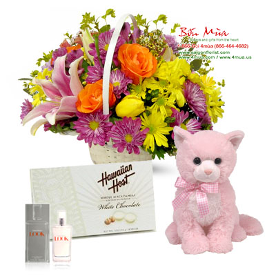 Women's Day Gifts (4mua VE1-2014A)