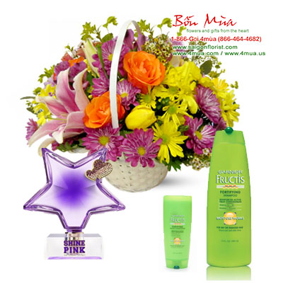 Women's Day Gifts (4mua VE2-2014A)