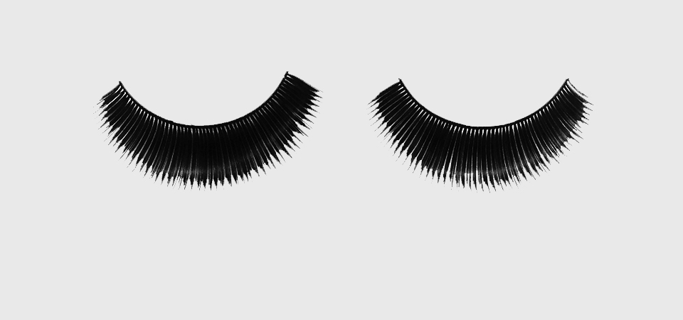 Eye Lashes 184 (4mua EL-184)