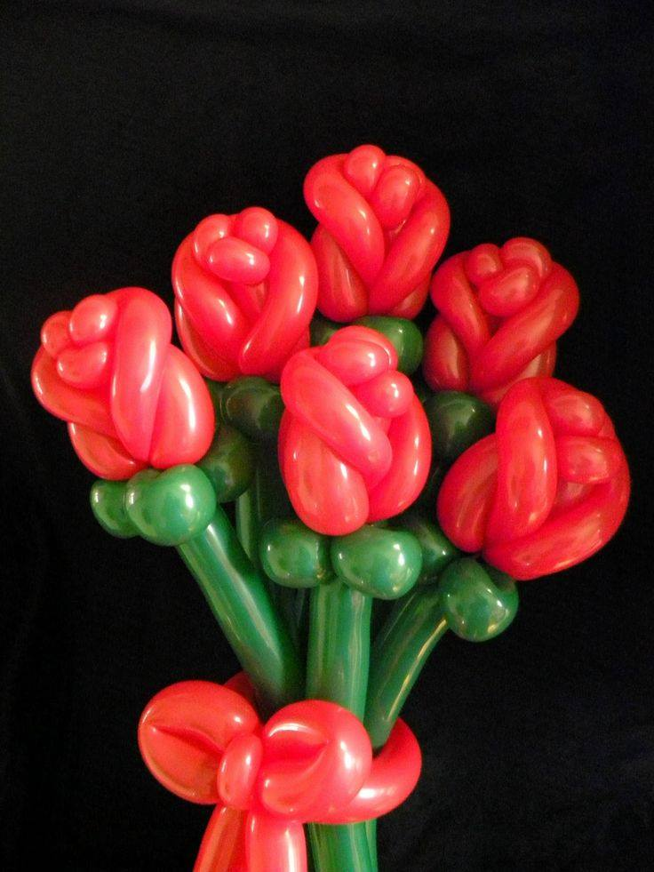 6 Flower Balloon (4mua VOT-002BF1)