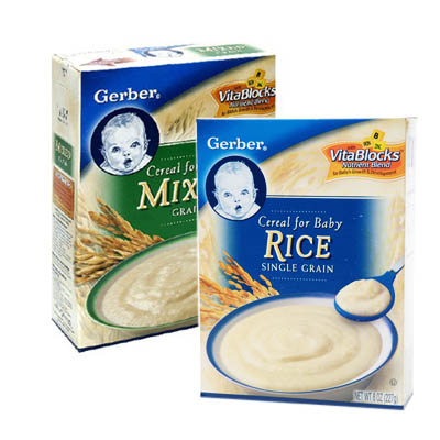 Gerber® Cereal for Baby 227gr/2 Boxes (bonmua ABF-001)
