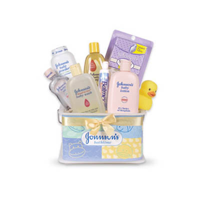 Johnson's® Bathtime Gift Set for Baby (bonmua ABG-004A)