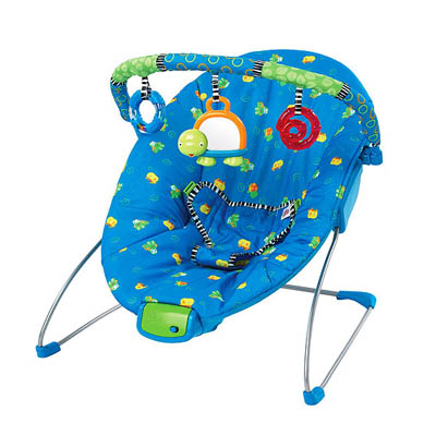 Bright Star Sunnt Smiles Cradling Bouncer (bonmua ABG-010A)
