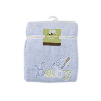 Carter\'s  Embrodered Blankets for Baby (bonmua ABG-031C)