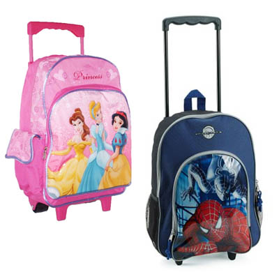 Backpack for kids 4 - 7 years old (ACT-010B)