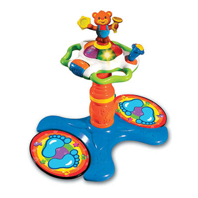 Vtech® Sit to Stand Dancing Tower - French Edition for kid 9 months and up (bonmua ACT-019)
