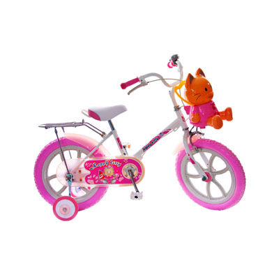 Children's Bike 3-6 Years Old for Girl (bonmua ACT-AS1G)