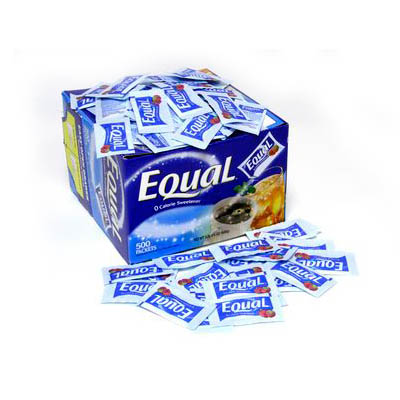 Equal 0 Calorie Sweetener 500packets / 500gr (bonmua BHD-EQ1)