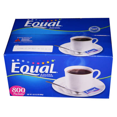 Equal 0 Calorie Sweetener 800packets / 800gr (bonmua BHD-EQ2)