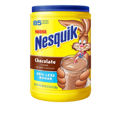 Nesquik Nestle Chocolate 1.38kg (4mua BMD-NES2)