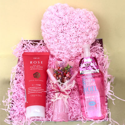 FLOWERS AND GIFT IN BOX (4MUA BMS-FNG0308A2)