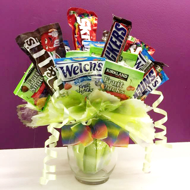 Combo Gifts Candy Chocolate Bouquet Ty Li L Ones Beautiful Bella