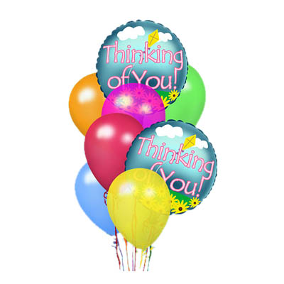 Thinking of You Balloon Bunch (the FTD® EO-6037)