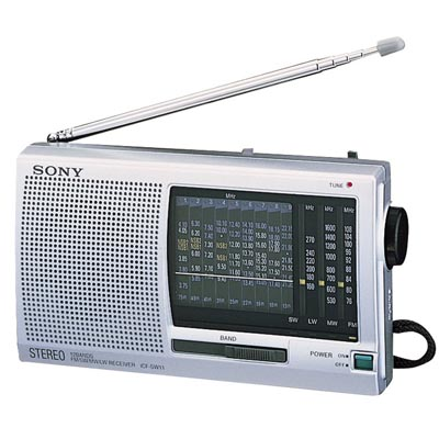 Radio Sony ICF-SW11 (bonmua ERA-SO1)