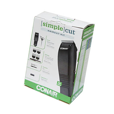 [Simple] cut CONAIR 10Piece Haircut Kit (bonmua HHC-CA2)