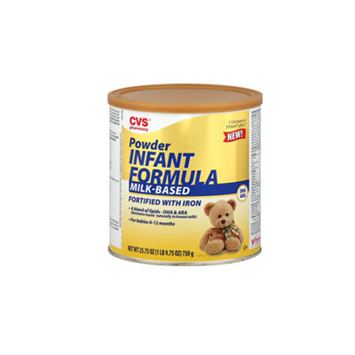 CVS Milk-Based Powder Infant Formula 0-12 Months (bonmua HMI-CVS01)