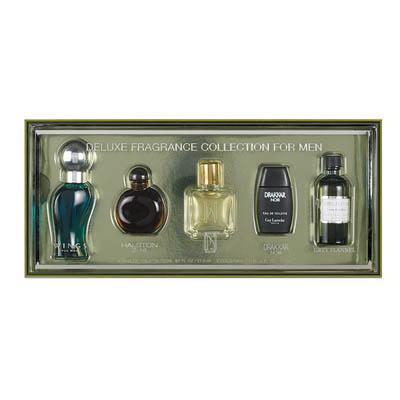 Delux Fragrance Collection For Men (bonmua HPE-003)