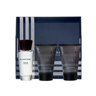 Burberry Touch Perfume Gift Set For Men / EDT 100ml (bonmua HPE-BU1B1)