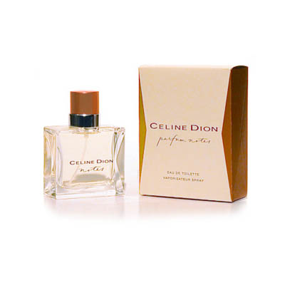 Celine Dion Notes Perfume for Women / EDT 100ml (Bonmua HPE-CE2)