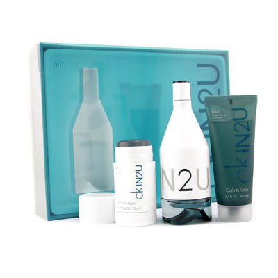 CKin2U Him Perfume Gift Set EDT 100ml (bonmua HPE-CK34A1)