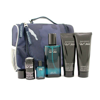 Davidoff Cool Water Perfume Gift Set for Men / EDT 75ml (bonmua HPE-DA1B1)