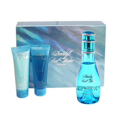 Davidoff Cool Water Perfume for Women / EDT 100ml (4mua HPE-DA2B4)
