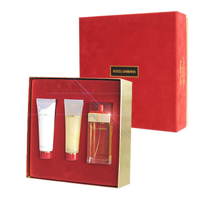 Dolce & Gabbana perfume gift set - Send Flowers and Gifts to ...