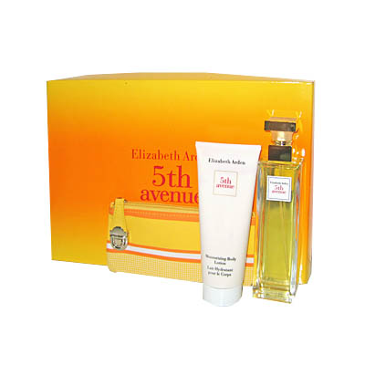 Elizabeth Arden 5th Avenue Perfume Gift set EDP 75ml (bonmua HPE-EA5C1)
