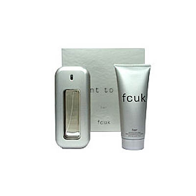 Fcuk Scent To Bed Gift Set / EDT 50ml  (bonmua HPE-FC1A1)
