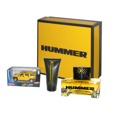 Hummer Gift Set for Men / EDT 75ml (bonmua HPE-HU1)