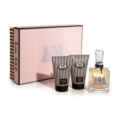 Juicy Couture Gift  Set For Women / EDP 100ml (4mua HPE-JC1B1)