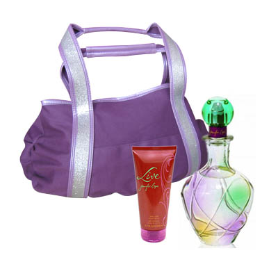 Jennifer Lopez Live Gift/EDP Set For Women / EDP 50ml (bonmua HPE-JL8A1)