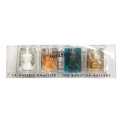 Jean Paul Gaultier The Perfume Gallery set 4 / 13.5ml (4mua HPE-JPG3)