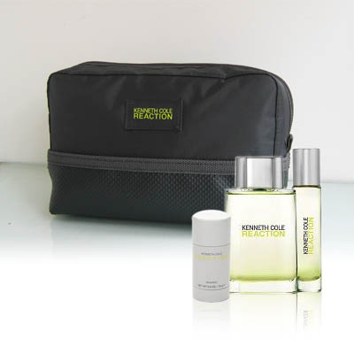 Kenneth Cole Reaction Gift Set for Him / EDT 100ml (bonmua HPE-KC3B1)