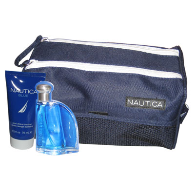 Nautica Blue perfume Gift Set For Men / Cologne Spray 50ml (bonmua HPE-NA1)
