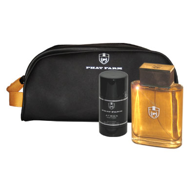 Phat Farm Atman Urban Jouney Gift Set For Men/EDT (bonmua HPE-PF1)