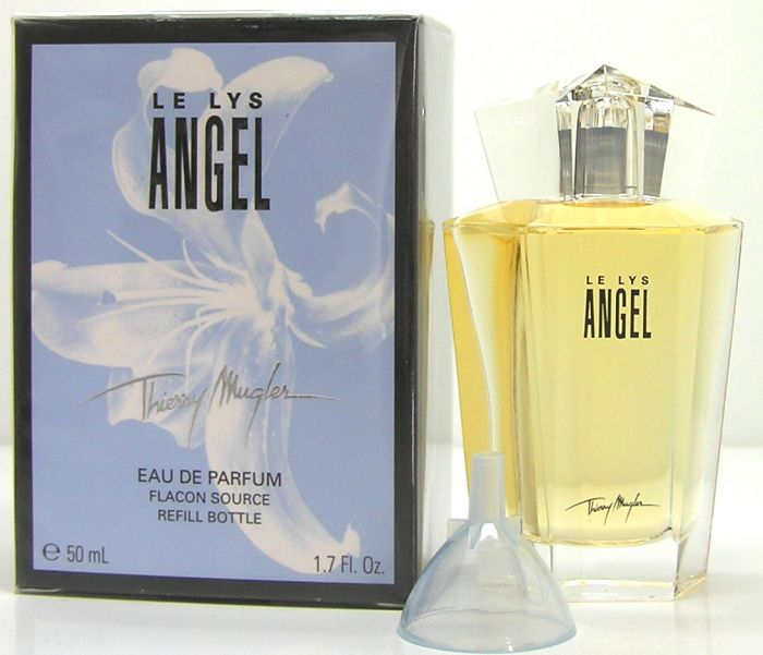 Thierry Mugler Le Lys Angel Perfume Send Flowers And Gifts To