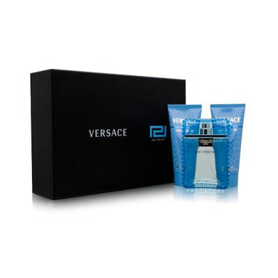Versace Eau Fraiche Gift Set for Men /EDT 100ml (bonmua HPE-VE11B1)