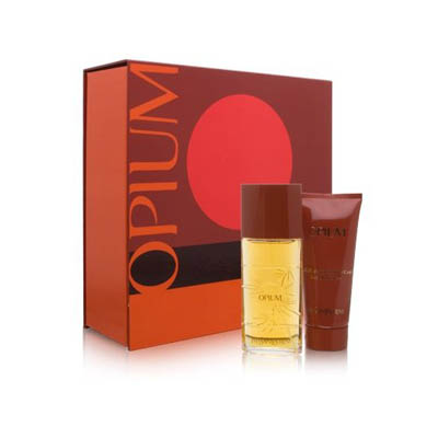 Yves Saint Laurent Opium Gift Set For Women / EDT 50ml (bonmua HPE-YS4A2)