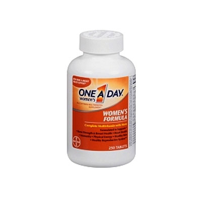 Vitamin One Aday For Women 250tablets (bonmua HVI-001A)