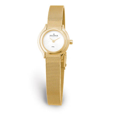 Skagen Women's Stainless Steel Watch (bonmua HWA-SK1)