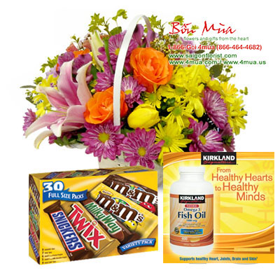 Mother's Day gifts - Take Care, Mom (4mua MO4-2014A)