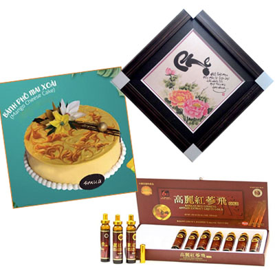 Mother's Day Gifts / SaiGon only (4mua MO4-2021B)