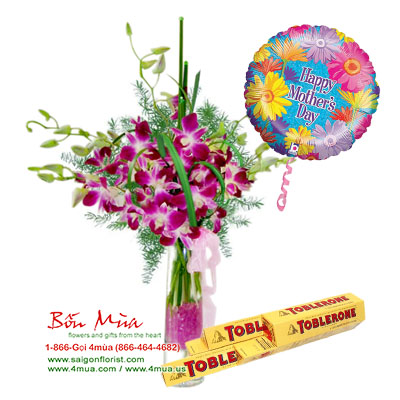 Mother's Day gifts - Love you Mom (4mua Mother day-01B)