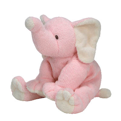 TY Baby Winks Pink Stuffed Animal for Girl (bonmua USA-TY11AG)
