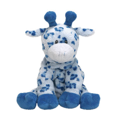 TY Pluffies Baby Tiptop blue 25cm (4mua USA-TY12AB)