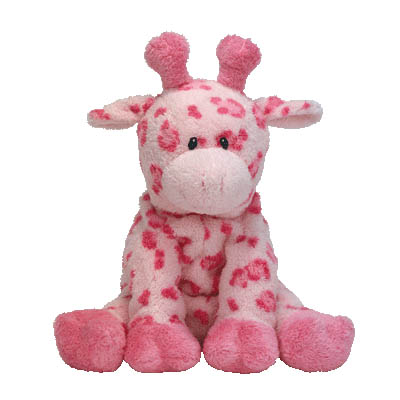 TY Baby Tiptop Pink Stuffed Animal for Girl (bonmua USA-TY12AG)